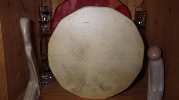 NATIVE SHAMANIC DRUM