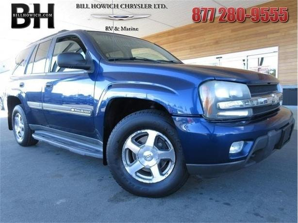 2002 Chevrolet TrailBlazer LS - Air