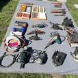 estate tool sale  (hand, electric,  power compressor tools