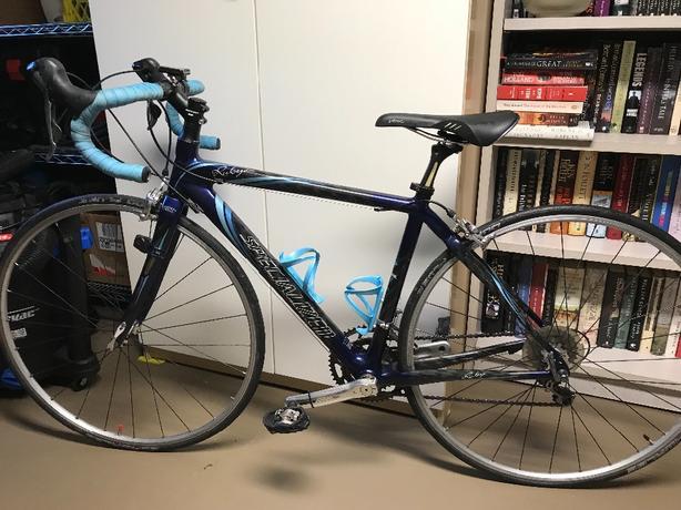  Log In needed $550 · Specialized womens bike