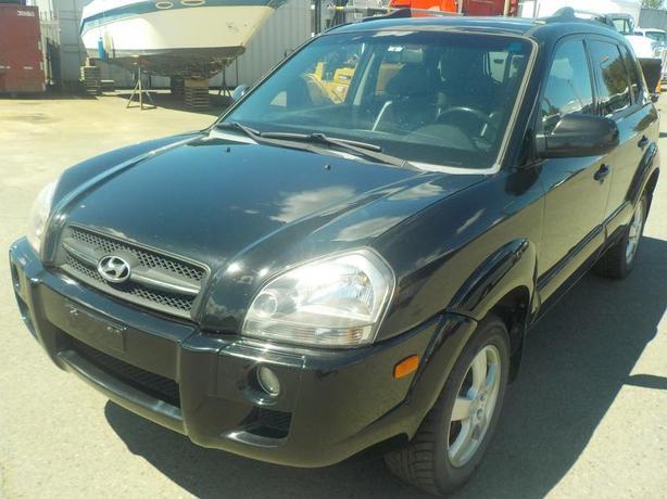 2008 Hyundai Tucson GLS 2.0 2WD