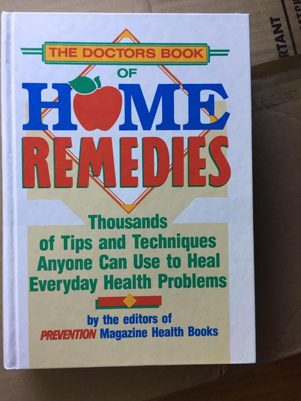 the doctors book of home remedies editors of prevention