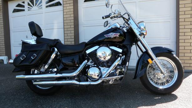 2008 Kawasaki Vulcan 1500 Classic For Sale Low Kms Saanich Victoria