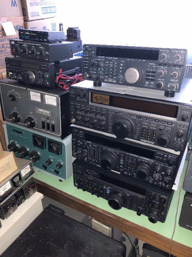 WANTED: Amateur Ham Radio