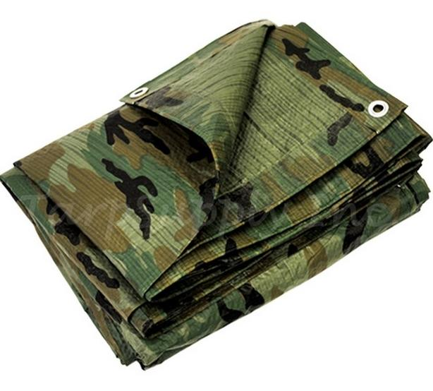 WANTED: camouflage tarp