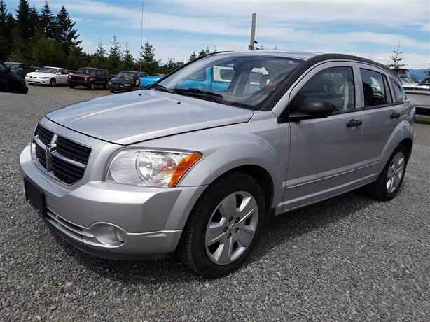 2007 Dodge Caliber SXT, 4 CYL FWD With Only 177k Kmu0027s Loaded Clean Interior!