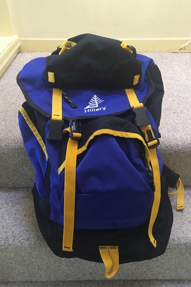 Hillary Brand BackPacks 45L - 2 For Sale