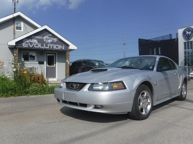 2004 Ford Mustang AUTO/121km EXTRA CLEAN, CERTIFIED+WRTY $6990