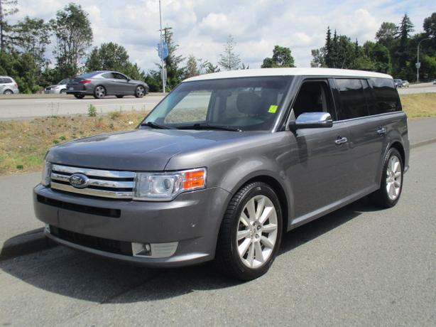 *** 2010 FORD FLEX FULLY LOADED !!! GREAT SHAPE , CALL 604-580-3161***
