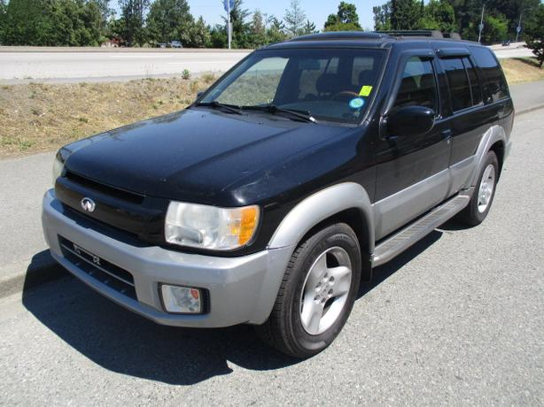 ***2001 INFINITY QX4 , GREAT SHAPE !!! CALL 604-580-3161 ****