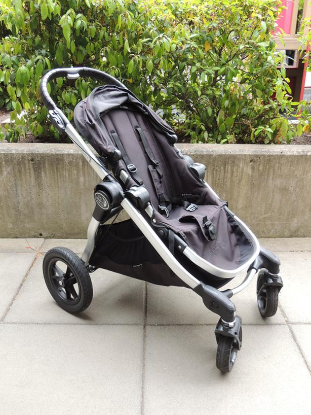 Log In Needed 400 Baby Jogger City Select Black 2015 Model As New