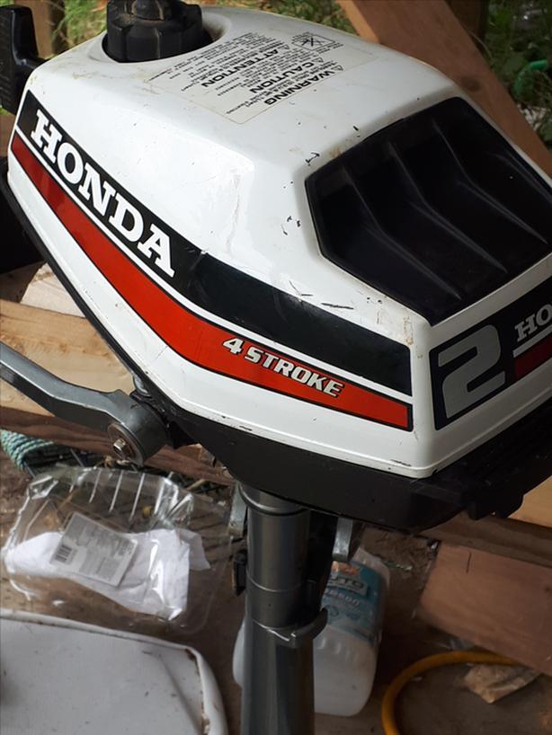  Log In needed $150 · 2hp honda outboard