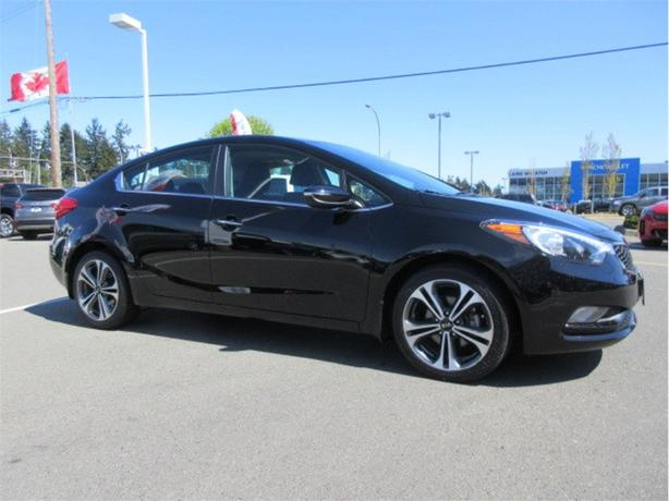 2014 Kia Forte EX Low Kilometers Warranty