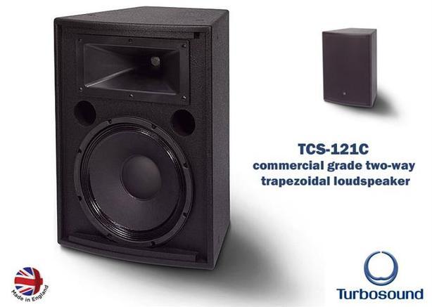 Turbosound TCS-121C Speaker