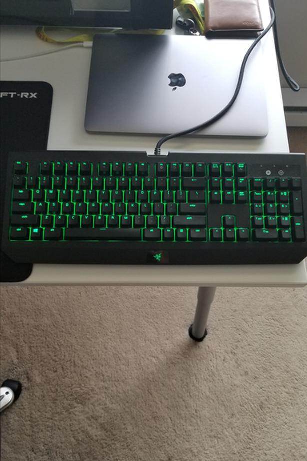 719f0162613 2018 Razer Blackwidow Ultimate Mechanical Keyboard Saanich, Victoria