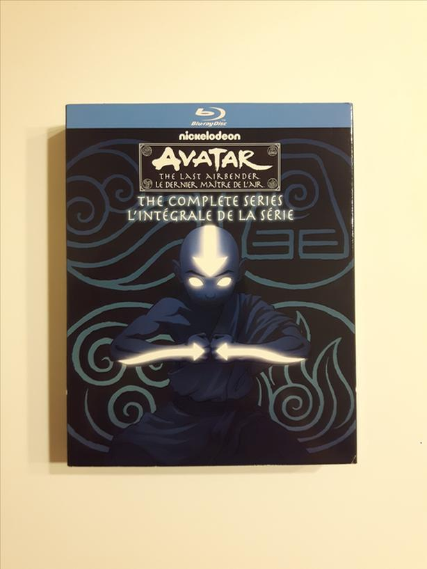 Avatar: The Last Airbender - The Complete Series on Blu-ray