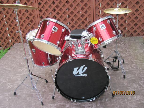 Westbury drums