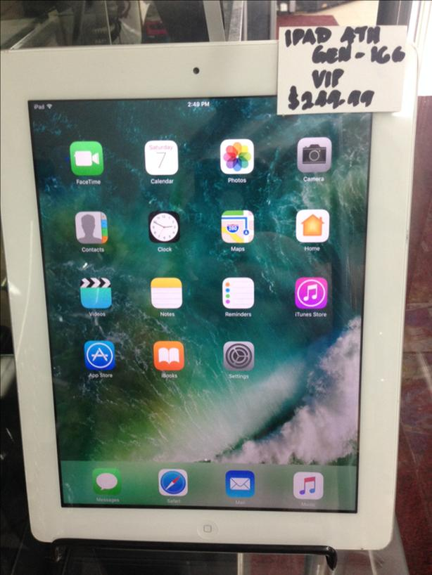 IPAD 4th Gen 16gb - Excellent Condition! Ready to use!