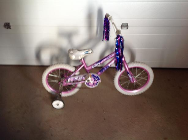 Girls 16 Inch Sportek Bike Come join the discussion about performance, track racing, modifications. used regina