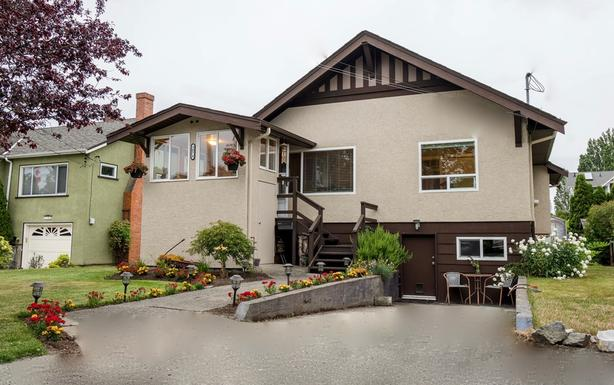 House for Sale with Basement Suite