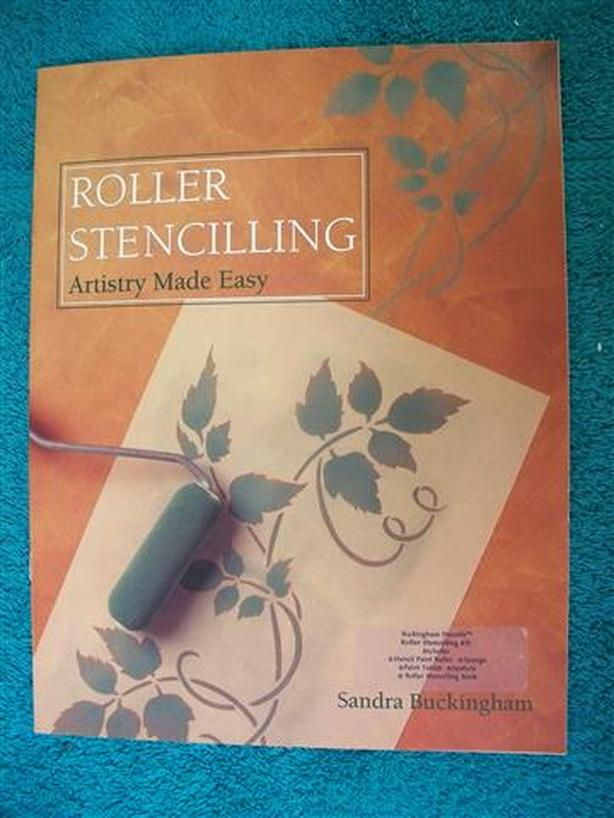ROLLER STENCILING KIT