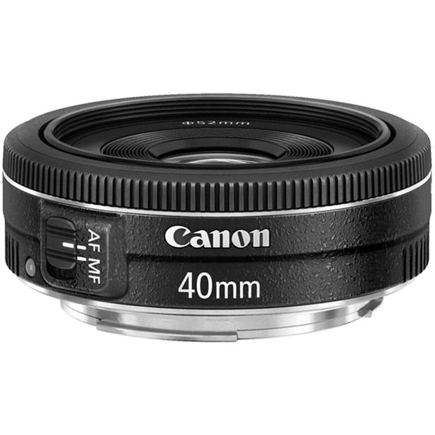CANON EF 40 f /2.8 STM excellent for VIDEO