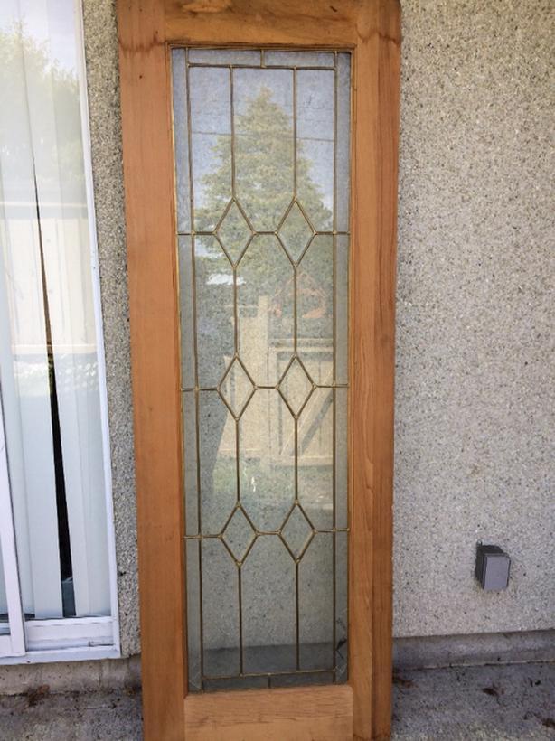 Free Free Lead Glass Door Saanich Victoria