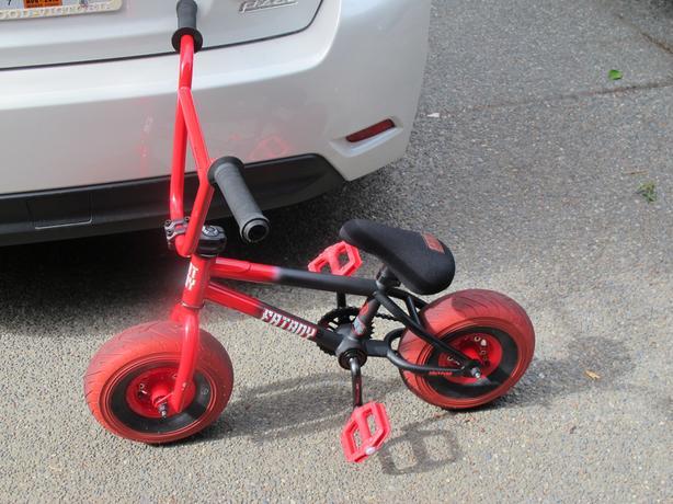 774f591b199 Fatboy Mini BMX Stunt Model Freestyle Bicycle West Shore: Langford ...