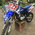 2014 Yamaha yz85 motocross bike / dirtbike