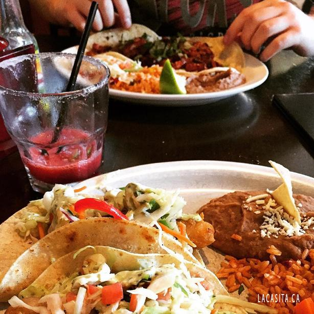 Monday Specials – $4 Margarita and $6 Burrito in Gastown Vancouver, BC