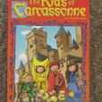 Carcassonne with 9 Expansions. Wheel of Fortune, Catapult, Tower Plus Gold Rush