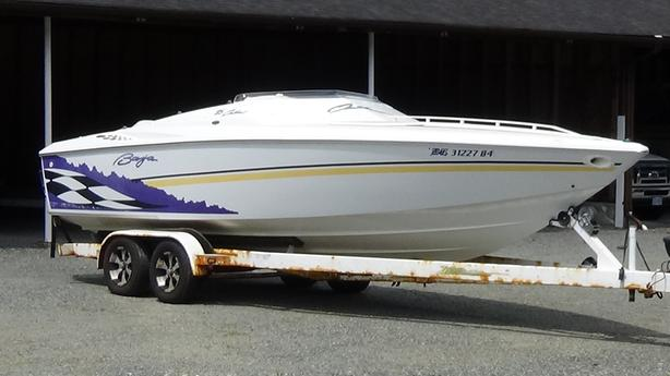 2000 / 25FT Baja Outlaw