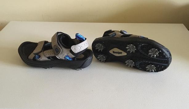 Ladies Footjoy Golf Sandals Size 5 US M medium width