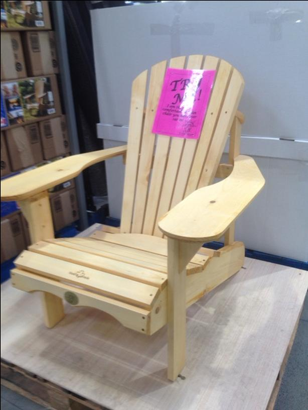 Muskoka Chair Kit