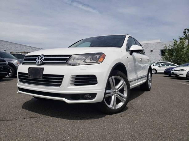 2014 Volkswagen Touareg TDI DIESEL