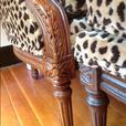 Leopard  Settee - Chintz & Co. - Lounge Style
