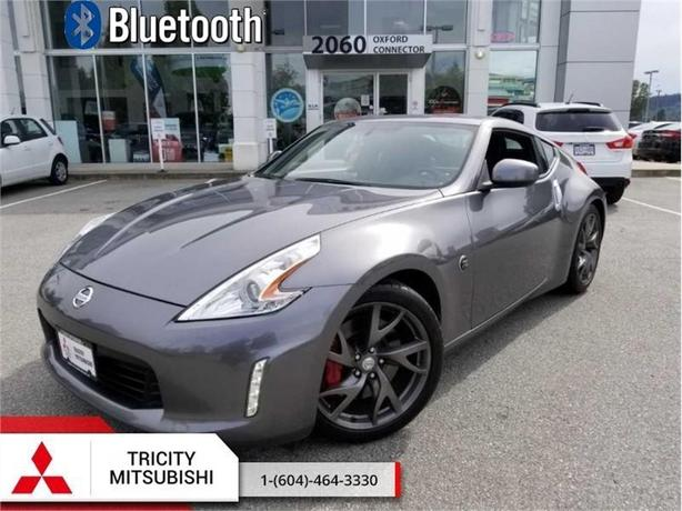 2013 Nissan 370Z TOURING  NAVIGATION-HEATED LEATHER