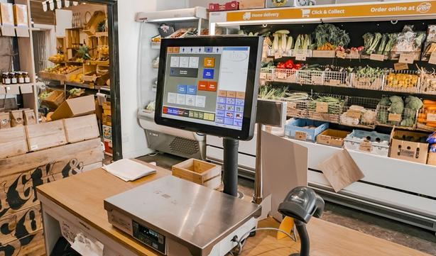 Fast & Easy to operate Cash Register on SALE