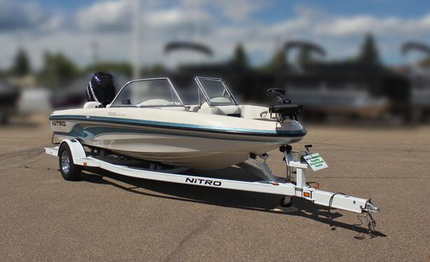 2004 Nitro 188 Sport w/Mercury 150Hp Optimax