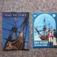 Heller H.M.S. Victory 1:100 Scale Model.  UNOPENED on Trees