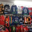 Retail sports apparel store for sale!