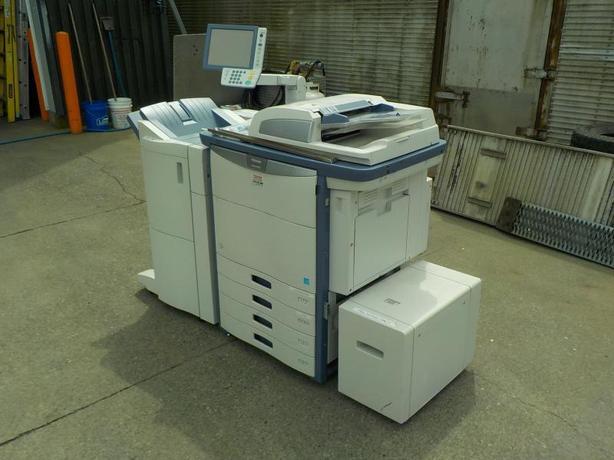 Toshiba Estudio 6550C Multifunctional Digital Colour Printer & Finisher