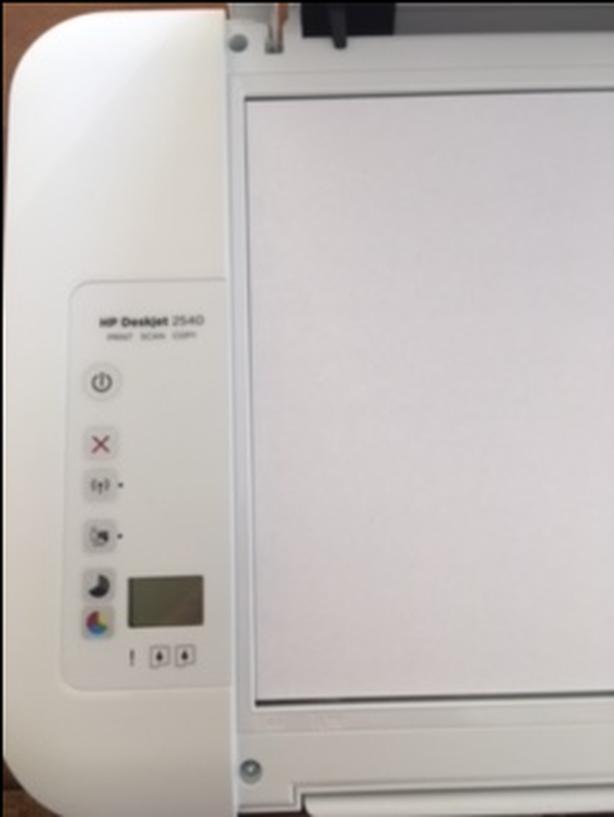 HP Deskjet 2540 All-in-One Wireless Printer, Copy & Scan ...