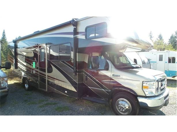 2017 Forest River Forester Ford Chassis 3051S -