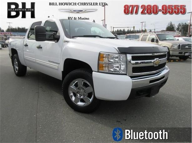 2009 Chevrolet Silverado 1500 - Bluetooth