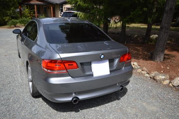 Mint Condition 2007 Bmw 335i Coupe For Sale Outside Victoria