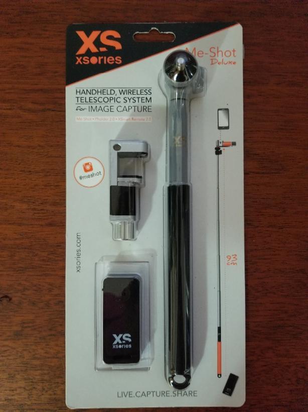 Telescopic Selfie Stick - for phones or compact cameras