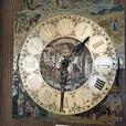 Vintage DOLD Made in Germany Grandfather Clock