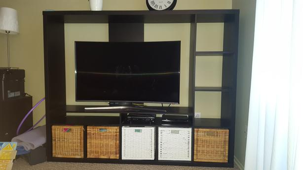 Ikea Lappland Tv Storage Unit Victoria City Victoria
