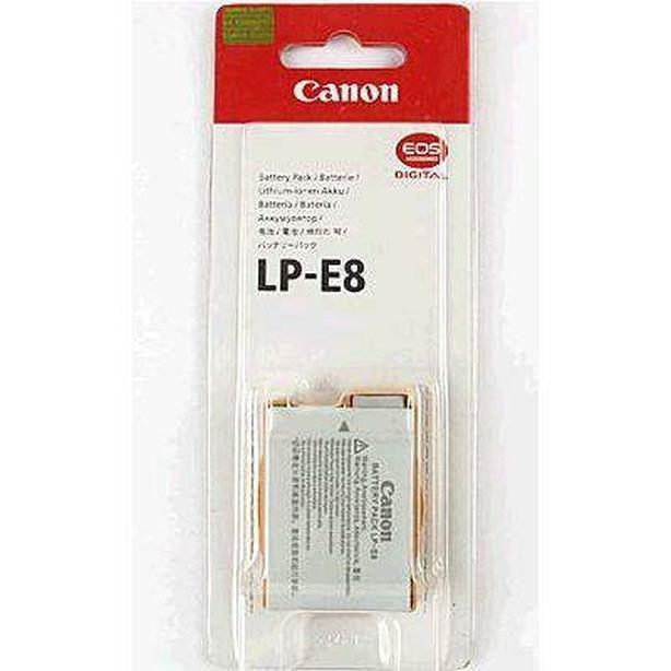 Genuine CANON LP-E8 BATT. PACK for T5i/T4i/T3i/T2i) / new condition -